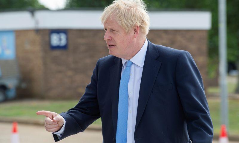 2019 m. Borisas Johnsonas pagaliau įkopė į išsvajotą karjeros viršūnę.