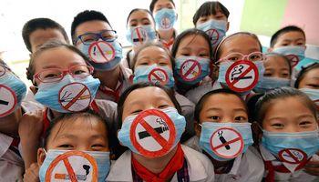 Etikos klausimas: Kinijos mokyklas remia tabako bendrovės