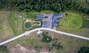 Statybų inspekcija: R. Karbauskio observatorija įrengta teisėtai