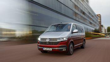 """VŽ bando: 6.1 kartos """"Volkswagen Transporter"""""""