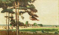 Rudens meno aukcionų koziriai – nuo K. Šimonio iki retųjų leidinių