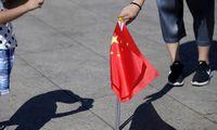 Kinijos ambasada ragina Vilniaus valdžią nepolitizuoti valstybinės šventės