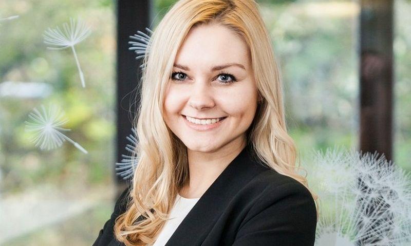 JUREX advokatė, migracijose teisės ekspertė Jelena Cvirko.