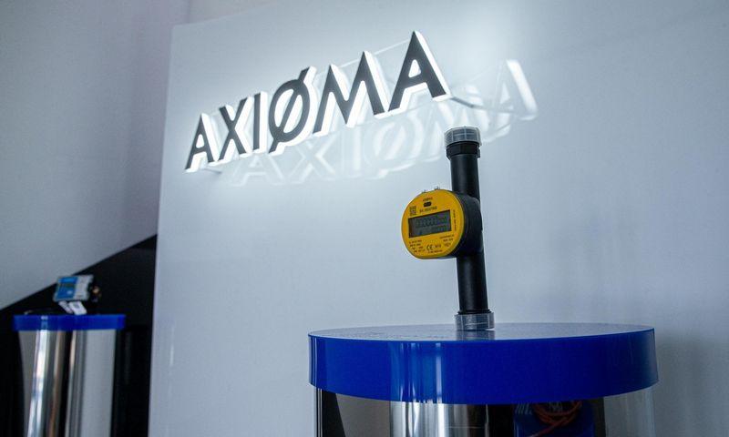 """UAB """"Axioma Metering"""" vandens ir šilumos apskaitos prietaisų gamykla. Juditos Grigelytės (VŽ) nuotr."""