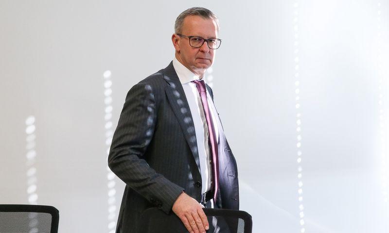 Mantas Zalatorius, Lietuvos bankų asociacijos prezidentas.Vladimiro Ivanovo (VŽ) nuotr.