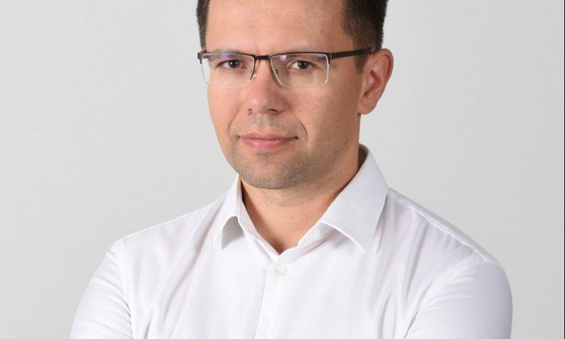 Petras Jašinskas. Įmonės nuotr.