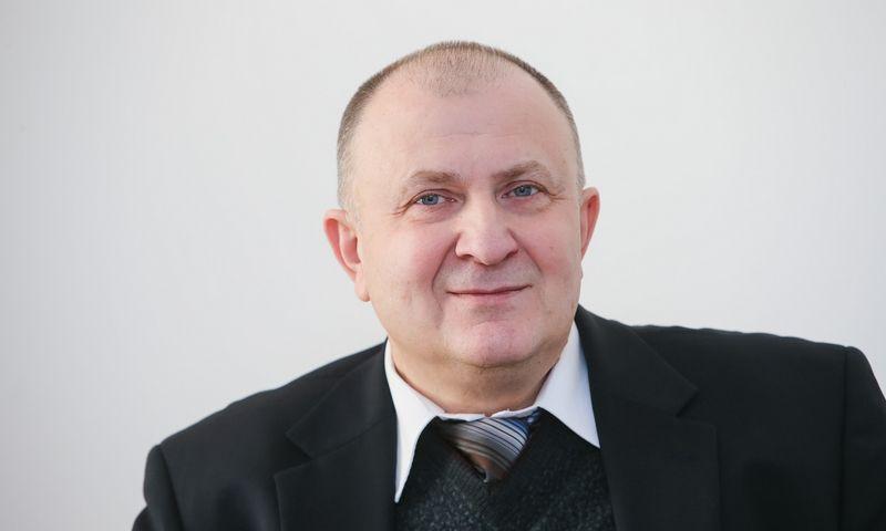 Artūras Bakšinskas, Lietuvos gyvybės draudimo įmonių asociacijos vadovas. Vladimiro Ivanovo (VŽ) nuotr.