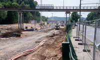 Statybos sąnaudos rugpjūtį padidėjo 5%