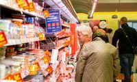 Metinė infliacija Lietuvoje rugsėjį sumažėjo iki 2%