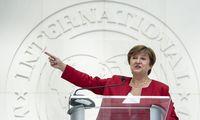 K. Georgieva patvirtinta TVF vadove – pareigas pradės eiti spalio 1 d.