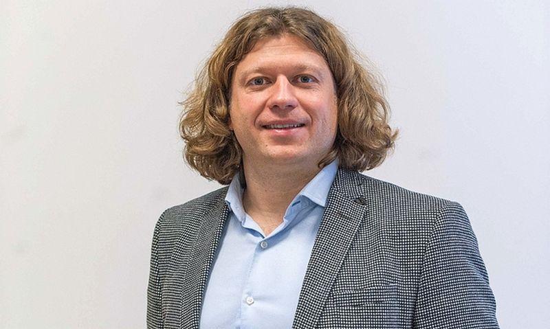 """Tomas Raudonius, UAB """"Raudoniai"""" įkūrėjas, direktorius: """"Kombinuotųjų pašarų gamyba ir ūkis yra dvi skirtingos veiklos.""""  Įmonės nuotr."""
