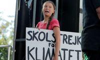 Klimato kaitos aktyvistų veidas Greta: įsitikinimai ar projektas?