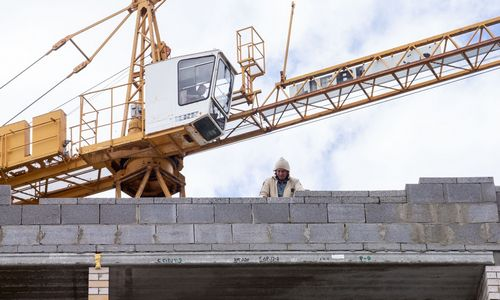 Statybininkų, prekybininkų ir pramonininkų optimizmas prigeso