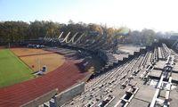 Kauno stadiono rangovei buvo kilę problemų atsivežant darbuotojų iš Turkijos