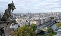 Prancūzijos sostinė šiemet sulaukė išskirtinio NT investuotojų dėmesio