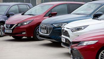 Prekyba naujais automobiliais rugsėjį pašoko 68,6%