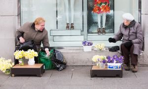 L. Kukuraitis: vidutinė pensija kitąmet didės 8% iki 374 Eur