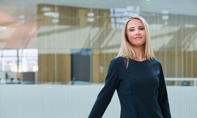 """""""KPMG Baltics"""" partnere nuo spalio 1 d. tapo ilgametė jos darbuotoja, audito skyriaus direktorė Toma Jensen."""