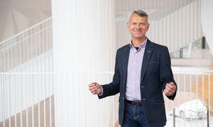 """Interviu: """"Tele2"""" finansų vadovas apie lyderystę ir krizę"""
