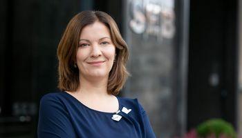 V. Nausėdaitė pradeda vadovauti SEB banko Teisės departamentui