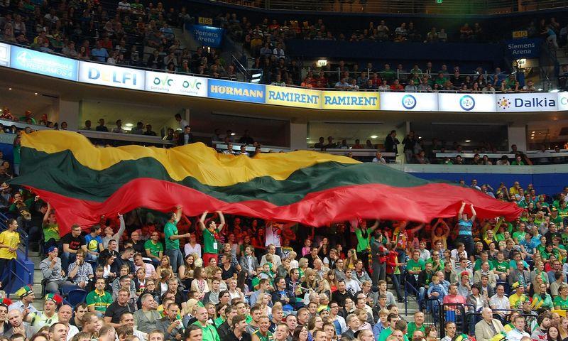 Keturių atrankos turnyrų organizatoriai paaiškės lapkričio 15 d. Luko Bitkevičiaus (VŽ) nuotr.