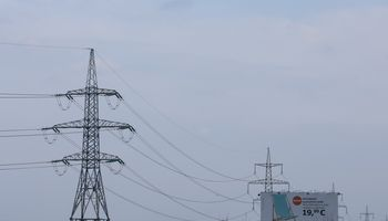 Elektros perdavimo kainos viršutinė riba auga beveik 24%
