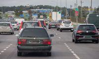 Automobilių taršos mokestis įgauna kontūrus