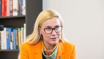 Estijos deleguota komisarė: ES gali suteikti paramą Astravo AE, kad ji veiktų saugiai