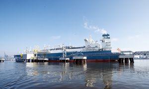 """""""Achemai"""" nepavyko atnaujinti bylinėjimosi dėl 15 mln. Eur už SkGD terminalą"""