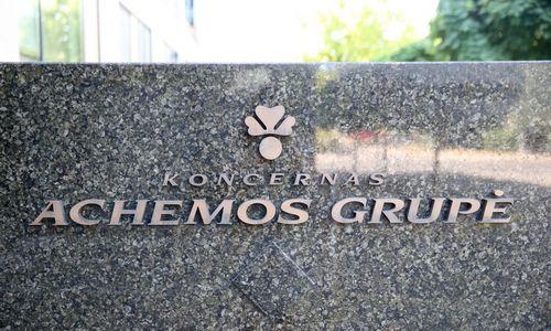 """164 mln. Eur ieškinys """"Achemos grupei"""" atmestas"""