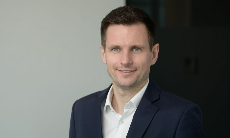"Rolandas Ročius, ""SME Finance"" Rizikos vadovas."