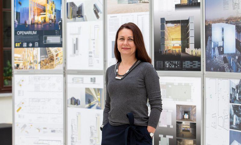 """Erika Markovska-Mikulskienė, """"Emko"""" direktorė: Kuo mūsų gamintojai greičiau supras, kad reikia papildomų paslaugų, tuo lengviau bus įšokti į brangesnių gaminių traukinį."""" JuditOS GrigelytėS (VŽ) nuotr."""