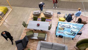 """Parodoje """"Baldai Interjeras Dizainas"""" – dėmesys biurams, namams ir menui"""