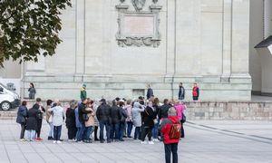 Turizmas: optimizmas pavyti latvius ir estus blėsta