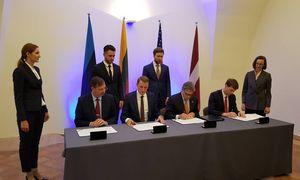 JAV žada padėti saugoti Baltijos šalių energetikos infrastruktūrą nuo kibernetinių atakų