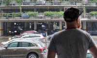 Kauno centre žadama įrengti 130 naujų mokamų automobilių stovėjimo vietų