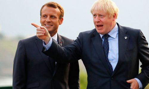 """E. Macronas: ES iki šios savaitės pabaigos priims sprendimą dėl """"Brexit"""" susitarimo"""
