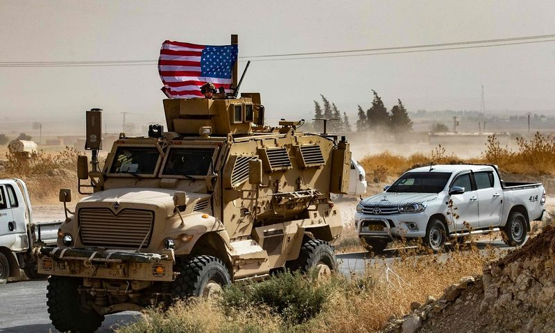 "Sirija. Delilo Souleimano. (""AFP"" / ""Scanpix"") nuotr."