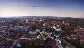 """""""Baltisches Haus"""" užbaigė pirmąjį NT projekto Vilniaus senamiestyje etapą"""