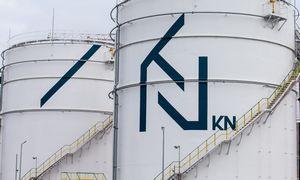 """""""Klaipėdos naftos"""" pajamos šiemet augo 2,1% iki 77,3 mln.Eur"""