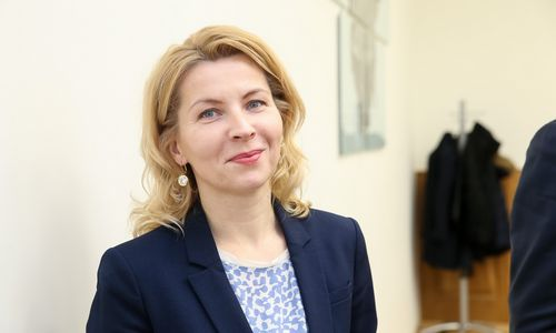 TS-LKD komunikacijos vadove dirbs V. Šmaižytė