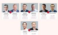 """""""Verslo žinių"""" skaitytojai renka metų CEO: II etapas"""