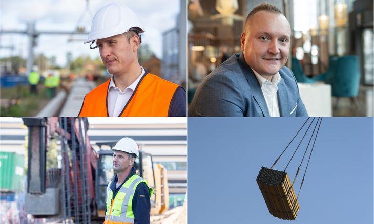 Statybos sektoriaus lyderiai: lieknos maržos stabdo ir nuo mažų klaidų, ir nuo abejotinų užsakymų