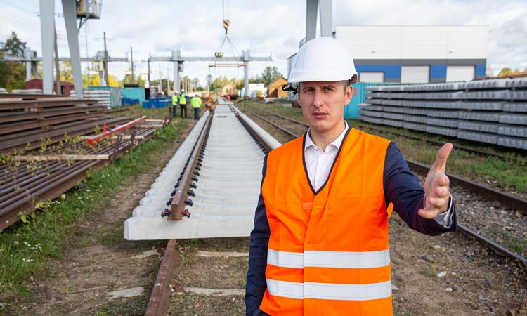 Statybos sektoriaus lyderė: pirmą kartą patyrėme, kas yra reali konkurencija