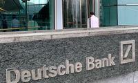 """""""Deutsche Bank"""" nebeaptarnauja Lietuvos bankų pervedimų JAV doleriais"""
