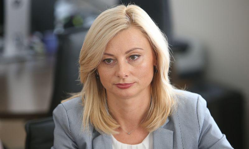 Rita Tamašunienė, Vidaus reikalų ministrė. Vladimiro Ivanovo (VŽ) nuotr.