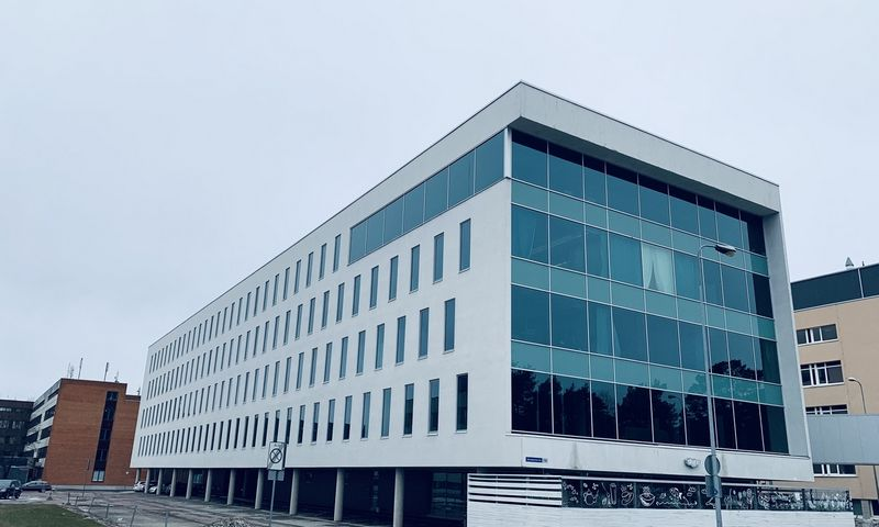 Įsigytas verslo centras Taline. Bendrovės nuotr.