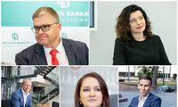 V. Vasiliauskas – naujas nuomonių reitingo lyderis