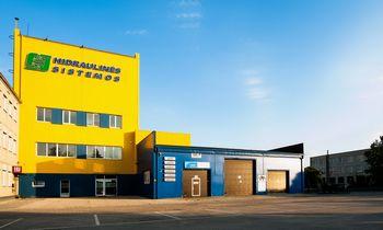 """Kauno rajone, Domeikavoje, įsikūrusi įmonė """"Hidraulinės sistemos"""" vertina kruopštų darbą ir partnerių palaikymą"""