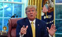 Šaltiniai: JAV pasiekė preliminarų susitarimą su Kinija